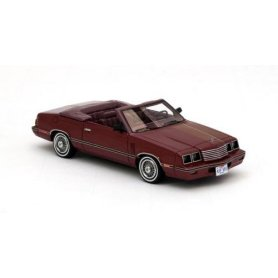 NEO 1:43 Dodge 600 Convertible 1984