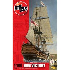 Airfix 1:180 HMS Victory - w/paints