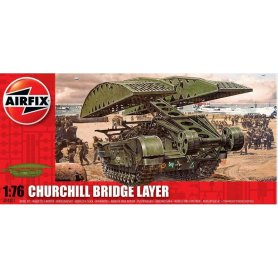 Airfix 1:76 Churchill Bridge Layer