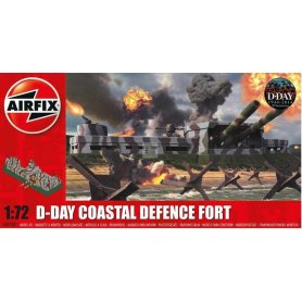 Airfix 1:72 D-Day Coastal Defence Fort