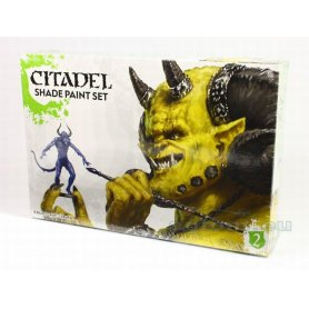 Citadel Paints set SHADE PAINT SET