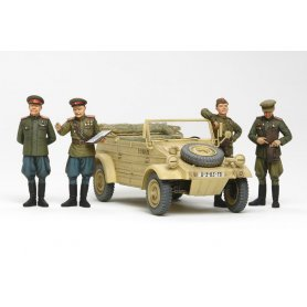 Tamiya 1:35 Russian Commanders with