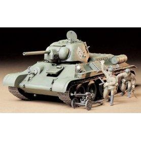 Tamiya 1:35 Russian T34/76 ChTZ