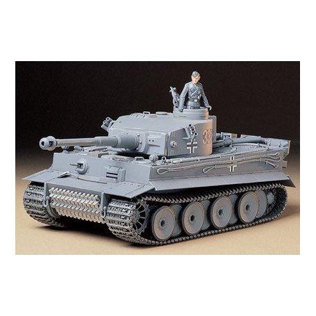 Tamiya 1:35 Tiger I Early Production