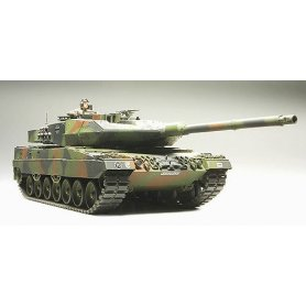 Tamiya 1:35 Leopard 2 A6 Main Battle Tank