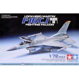 Tamiya 1:72 F-16 CJ Fighting Falcon Block 50