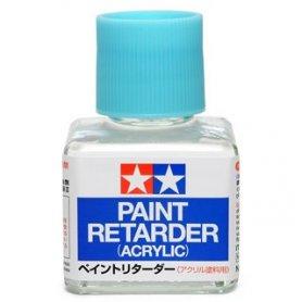 Tamiya Paint Retarder for Acrylic Paints