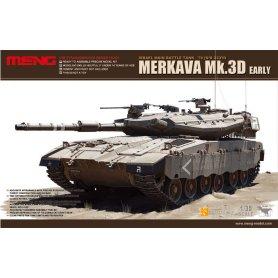 Meng 1:35 Merkava Mk.IIID wczesna wersja