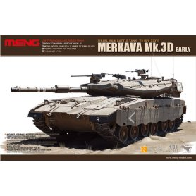 Meng 1:35 Merkava Mk.IIID early version