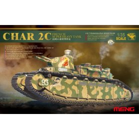 Meng 1:35 French Heavy Char 2C