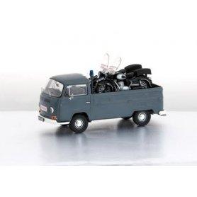 PREMIUM CLASSIXXS 1:43 Volkswagen T2a Pritschenwagen Gendamerie