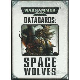 Warhammer 40K Datacards Space Wolves