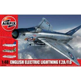 Airfix 1:48 English Electric Lightning F.2A/F.6