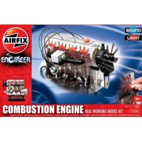 Airfix Model of combustion engine