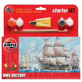 Airfix 1:470 HMS Victory Starter Set