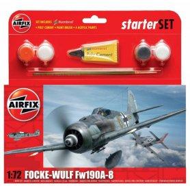 Airfix 1:72 Focke Wulf 190A-8