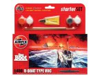 Airfix 1:400 Das Boot U-Boat Type VIIC