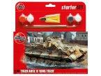 Airfix 1:76 PZKW VI Ausf.B King Tiger Starter Set