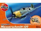 Airfix QUICK BUILD Messerschmitt Bf-109E / 36 parts