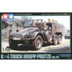 Tamiya 1:48 6x4 truck Krup Protze