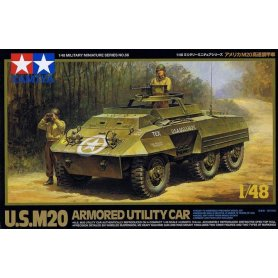 Tamiya 1:48 M-20 Armored Utility C