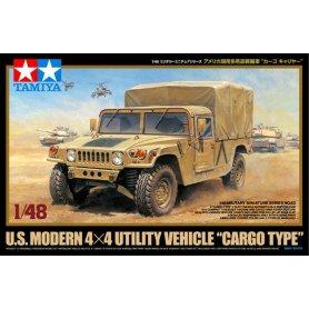 Tamiya 1:48 US modern truck 4x4 Cargo Type