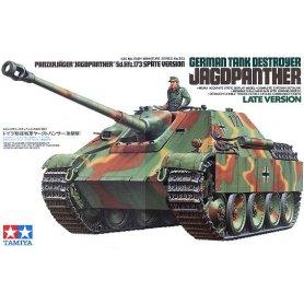 Tamiya 1:35 Jagdpanther Late Ver