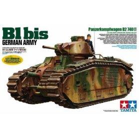Tamiya 1:35 B1 Bis in German service