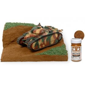 Diorama Texture Paint - Soil Effect: Brown