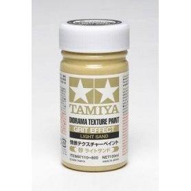 Tamiya Grit Effect: Light Sand Farba teksturowa do dioram