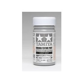 Tamiya Pavement effect Light Gray Farba teksturowa do dioram