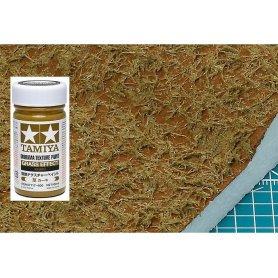 Tamiya Grass Effect Khaki Farba teksturowa do dioram