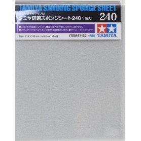 Gąbka ścierna TAMIYA Sanding Sponge 240