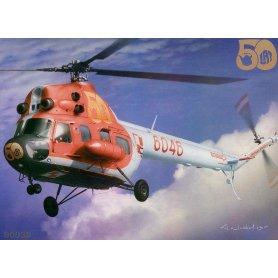 Aeroplast 1:48 Mi-2 CZAJNIK 50LAT