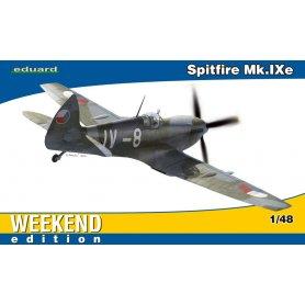 Eduard 1:48 Supermarine Spitfire Mk.IX WEEKEND edition