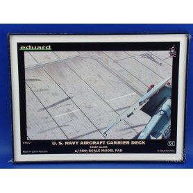 Eduard 1:48 Pokład lotniskowca US Navy