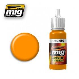 Ammo of MIG Farba Crystal Orange
