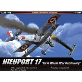 Academy 1:32 Nieuport 17 WWI