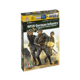 Italeri 1:56 German Infantry WWII
