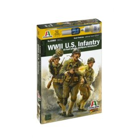 Italeri 1:56 US Infantry