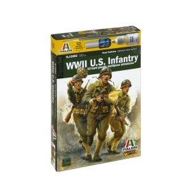 Italeri 1:56 US Infantry