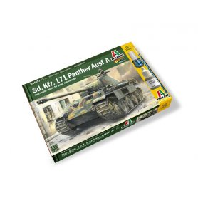 Italeri 1:56 Panther Ausf. A