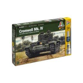Italeri 1:56 Cromwell Mk.IV