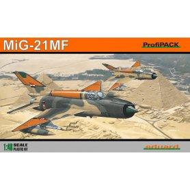 Eduard 1:48 Mig-21 MF Profipack
