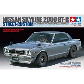 Tamiya 1:24 Nissan Skyline 200GT-R