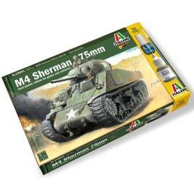 Italeri 1:56 M4 Sherman