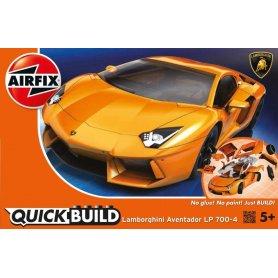 Airfix Klocki QUICK BUILD Lamborghini Aventador