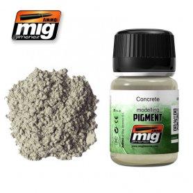 Ammo of MIG PIGMENT Concrete