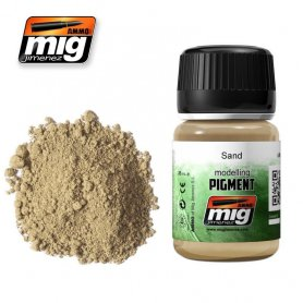 Ammo of MIG PIGMENT Sand