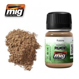 Ammo of MIG PIGMENT Rubble